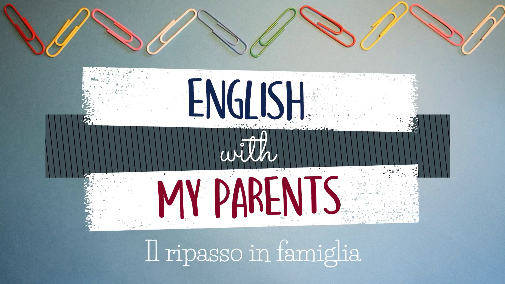English with my parents